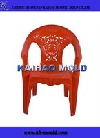 plastic moulded chair and stool