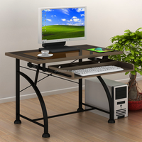 Zhangzhou manufacturer metal tube Computer Desk furniture