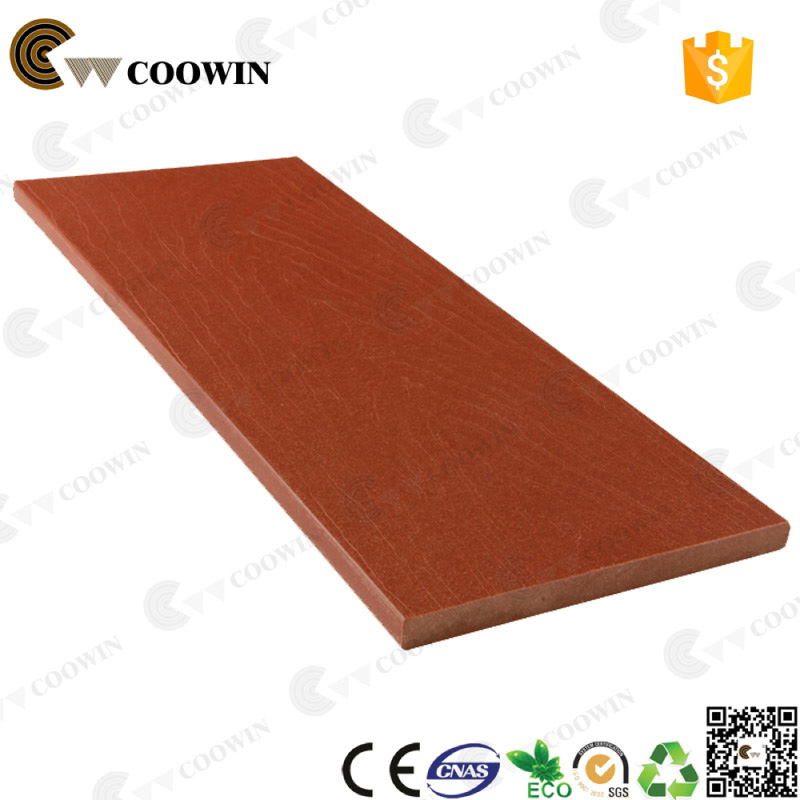 WPC Manufacturer clearance processing low price wpc fence panel fence board