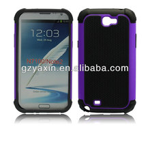 Hybrid case for n7100,heavy duty case for samsung galaxy note 2