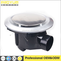 ceiling mounted bathroom small exhaust fan