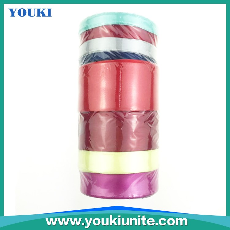 High Quality Metallic Golden Ribbon 25mm YKR-4001