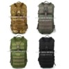 Four Colors 3P Combat Bag Assault Pack Military Tactical style backpack for hiking camping hunting mountaineering bag CL5-0047