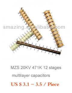 Multi-layer Trimmers Variable Capacitors