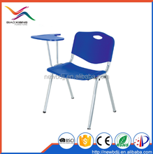 School Conference Classroom Plastic Chair With Writing Board