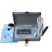 quantum magnetic health diagnostic equipment magnetic resonance therapy