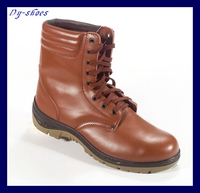 latest unisex gender soft sole safety boots