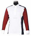 Fashion design men's long-sleeve Polo shirts breathable and quick drying and color golf shirts high quality customization