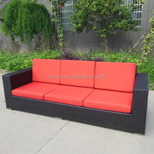 ALL WEATHER WICKER RATTAN GARDEN SOFA SETS