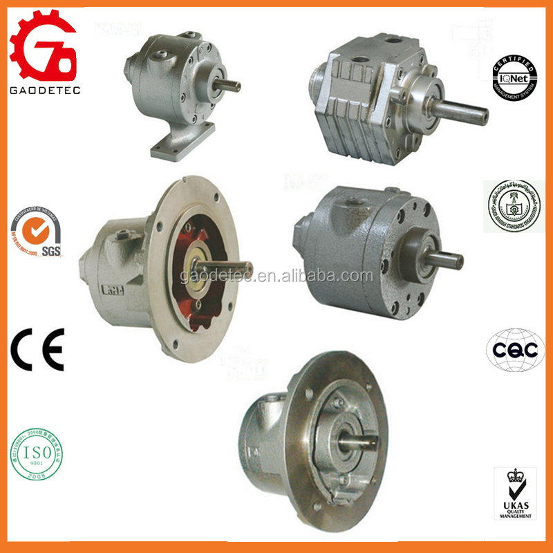 4AM 1.7Hp 4.1Nm Rotary Vane Air Motor