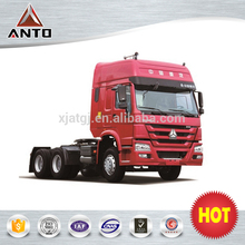 hot sale HOWO Coal trunk transportation 430hp tractor/trailer truck