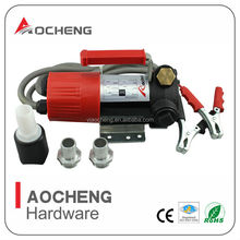DC 12v/24v Portable Diesel Fuel Transfer Pump