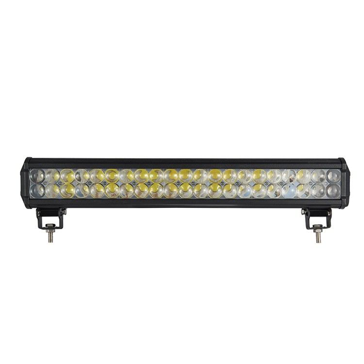 126W led light bars for trucks 4D