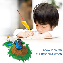 hot selling 3d pen 3d color printing best gift for kids electronic toys