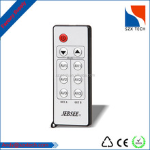 Small Custom IR Water heater remote control unit