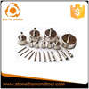 "G1/2"" electroplated diamond core bits for marble and glass drilling"