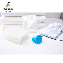 Custom high quality vacuum storage bag for queen mattress, mattress plastic storage bag