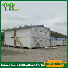 Hot sale Easy assembly prefabricated farm container house with low price