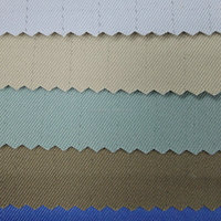 antistatic workwear uniform fabric