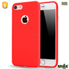 Silicone phone case for iphone 7case