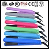 Private label hair products ceramic coating hot flat iron hair straightener