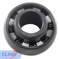 Shanghai Chilin cerbera full ceramic motorcycle bearing for sale