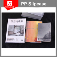 China Supply Self adhesive Transparent School PVC Book Cover hot sales clear /embossed PP plastic book cover