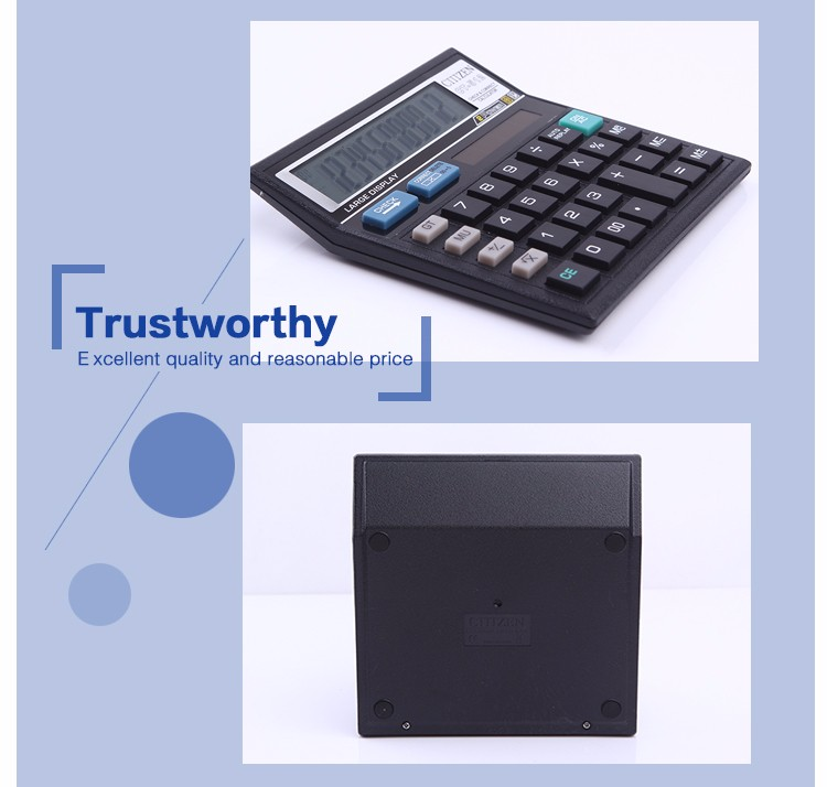 Classical finance desktop scientific 12 digits calculator for L ported box calculator