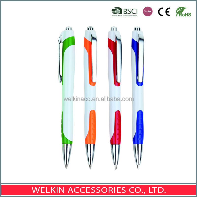 2104 plastic promotion ball point pen