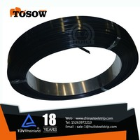 Black And Wax Factory Produced Packing Steel Strip