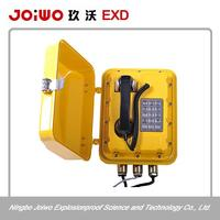 Industrial Outdoor Weatherproof Telephone Explosion Proof