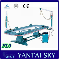 CE approved/FL0 smart repair/car body puller/chassis straightening machine