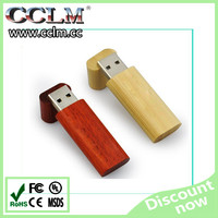 Hot selling wood usb flash drive, promotional gift wood usb flash drive