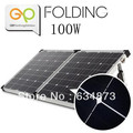 TUV,IEC,CE,ISO,MONO best price for foldable solar panels 100w watt