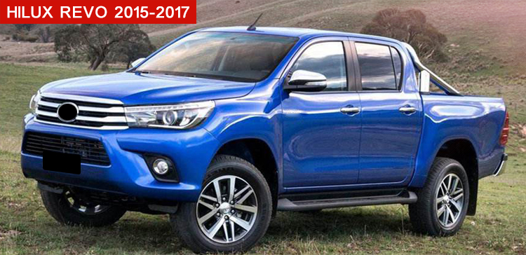 New Type Roll Bar pickup for Toyota Hilux Revo 2015-2017
