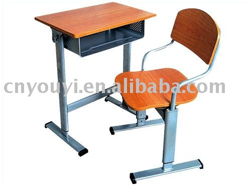2016 factory cheap sale school furniture/education furniture/school desk and chair