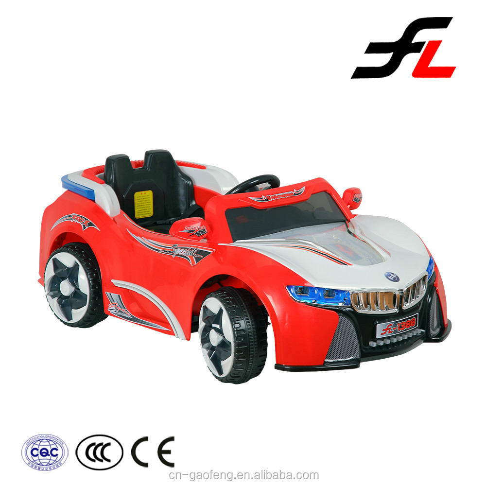 Made in china factory super quality electric toy car to sit in