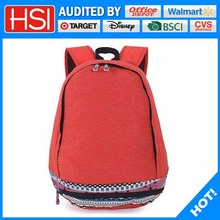 waterproof customized school bag for children