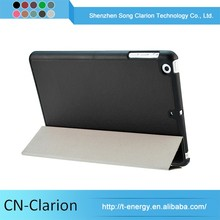 China Wholesale Manufacturer Leather Mobile Phone Case For iPad Mini 1 2 3 case