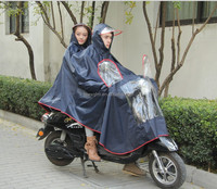Eelectric scooter rain Poncho for riding