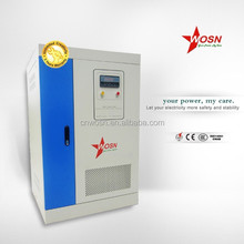 100kva 380V/ 220V SBW power voltage regulator/ voltage stabilizer