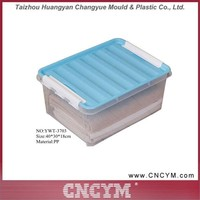 Wholesale simple cheap plastic storage container home High quality plastic storage box With Lid And Handle