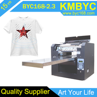 For small business A3 digital flatbed t-shirt printer price in india