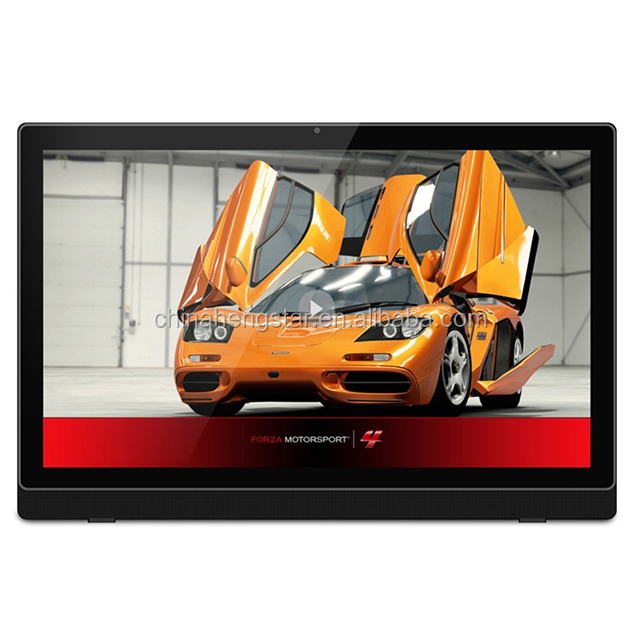 24'' LCD Wifi Android Tablet PC/ Android Digital Advertising Display