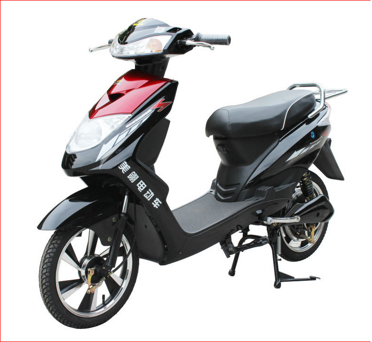 China Supply Strong Loading Capacity Electric Motorcycle