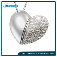 epoxy usb flash drive gift ,H0T042 swivel metal usb flash with crystal jewelry pen drive