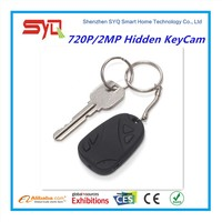Voice Activated 1280*720P HD LED Keychain Camera