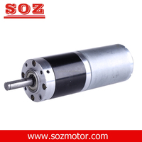 Gear motor for sliding gate