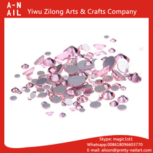 Hot! SS Series 1440pcs/Bag Crystal AB Many Colors Strass Design Nail Art Decoration Rhinestones for nails, crystal stones