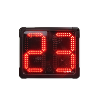 Ganxin advertising /sports/ outdoor sessions used diodes Digital Display Led Counter for outdoor use
